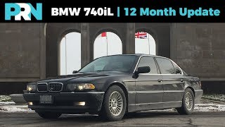 E38 BMW Maintenance & Costs After 1 Year | 2001 BMW 740iL