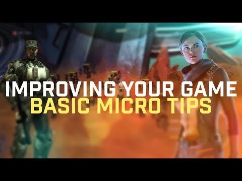 Halo Wars 2 - Basic Micro Tips to Improve Your Play!