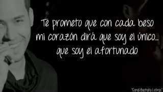 Prince Royce - Lucky One (Letra en Español)