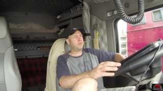 Kierowca wlasnej ciezarowki w USA-9 Olej