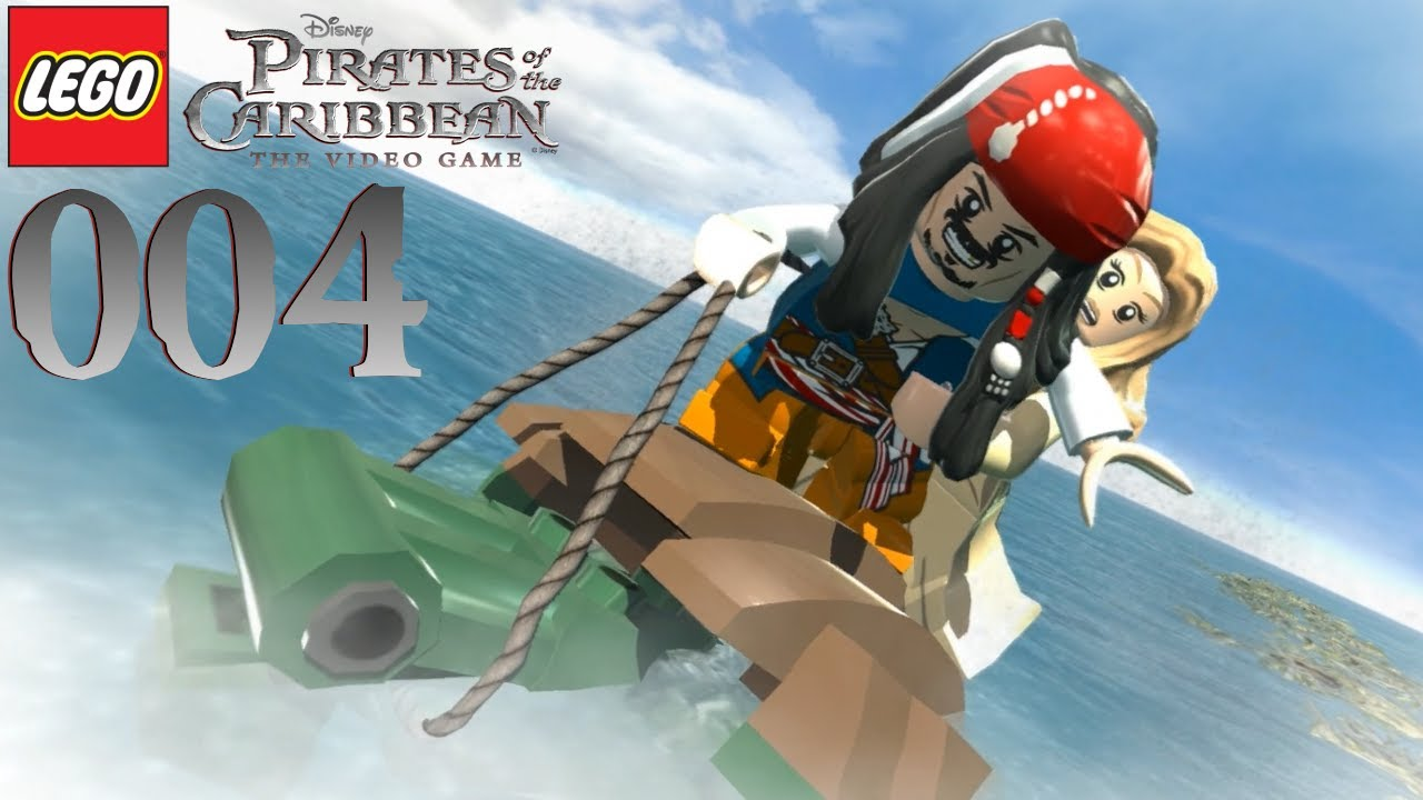 Lets Play Lego Fluch Der Karibik 004 Schmugglerversteck Together