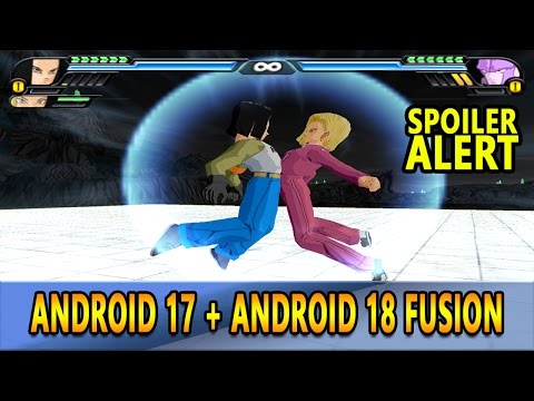 Android 17 And Android 18 Fusion | Ultimate Android 35 | DBZ Tenkaichi 3 (MOD)