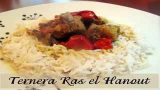 Ternera En Salsa Ras El Hanout