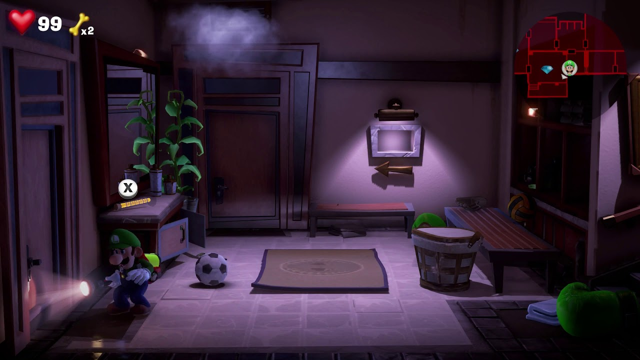 Luigi's Mansion 3 | Floor 13 All Gems