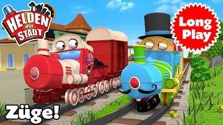 Die Helden der Stadt -  Züge - Long Play