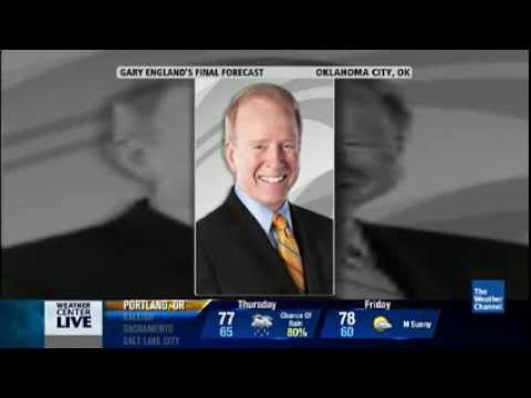 The Weather Channel Sends Best Wishes to Gary England