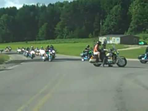 Valkyrie Motorcycle at Shanty Creek Resort by fruitadvantage