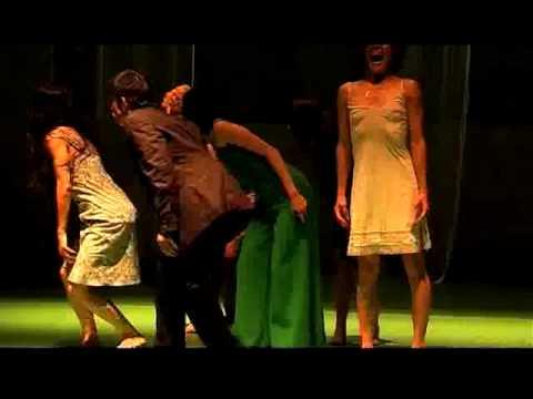 les possédés der cie toula limnaios / contemporary dance