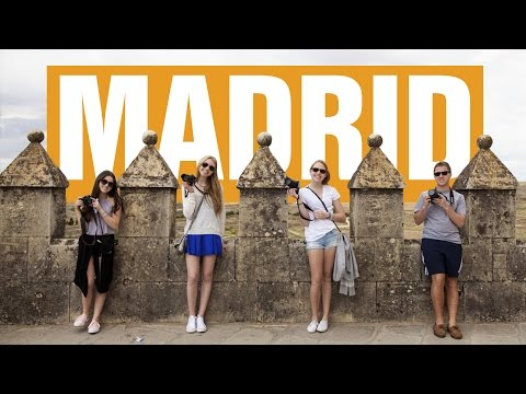 Madrid Pre-College Summer Program for Teens