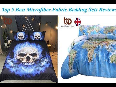 top-5-best-microfiber-fabric-bedding-sets