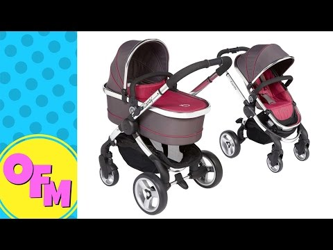 How to choose a buggy, stroller, pram, travel system | ONE FAT MOTHER