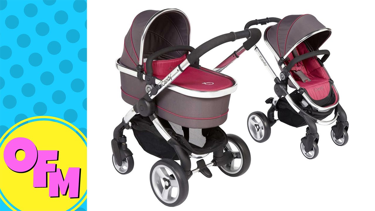 How to choose a baby carriage 97
