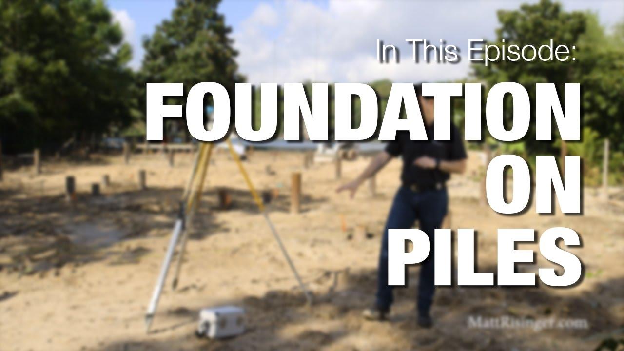 Foundation On Piles Jlc Online