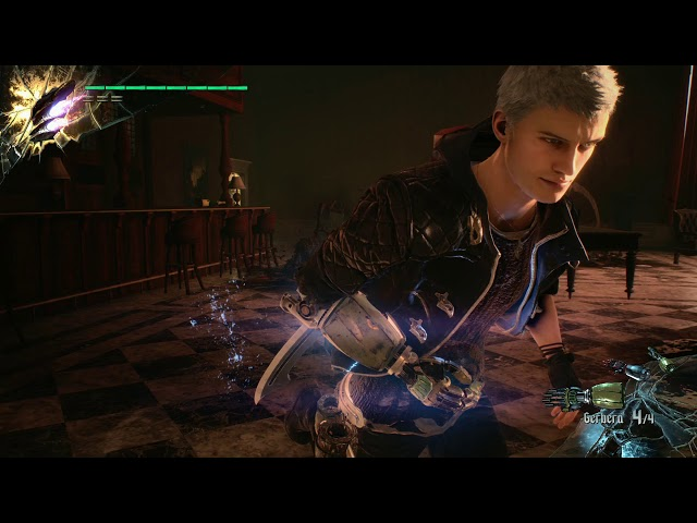 Devil May Cry 5 -  S rank Demo Speedrun?