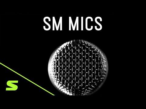 Micro thu âm Shure SM27 2