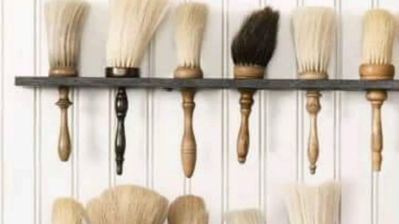 Ideas para decorar una barbera  YouTube