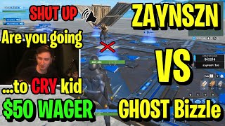 This Toxic Controller Player Almost Cried after Losing $50 Wager to Ghost Bizzle