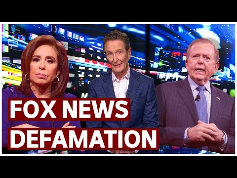 Fox News sued for billions by voting company Smartmatic | Media Watch