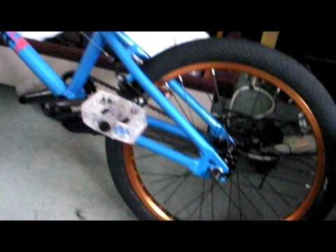 Bike check Diamondback Mr.Lucky 2011 BMX.