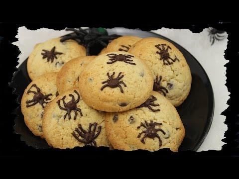 Halloween Week #3: Spinnen-Cookies