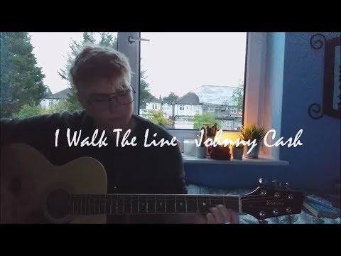I Walk The Line - Johnny Cash || Cover