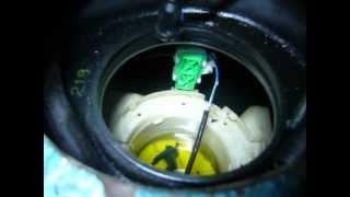 część 1 3 uszkodzony czujnik paliwa g210 audi volkswagen 2 5tdi