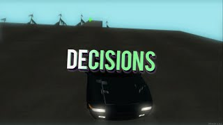 Gambar cover [DM].exAmp# ft NatureX+ ft #DroX - Decisions