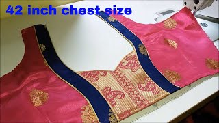 most used model blouse design cutting and stitching 2018
