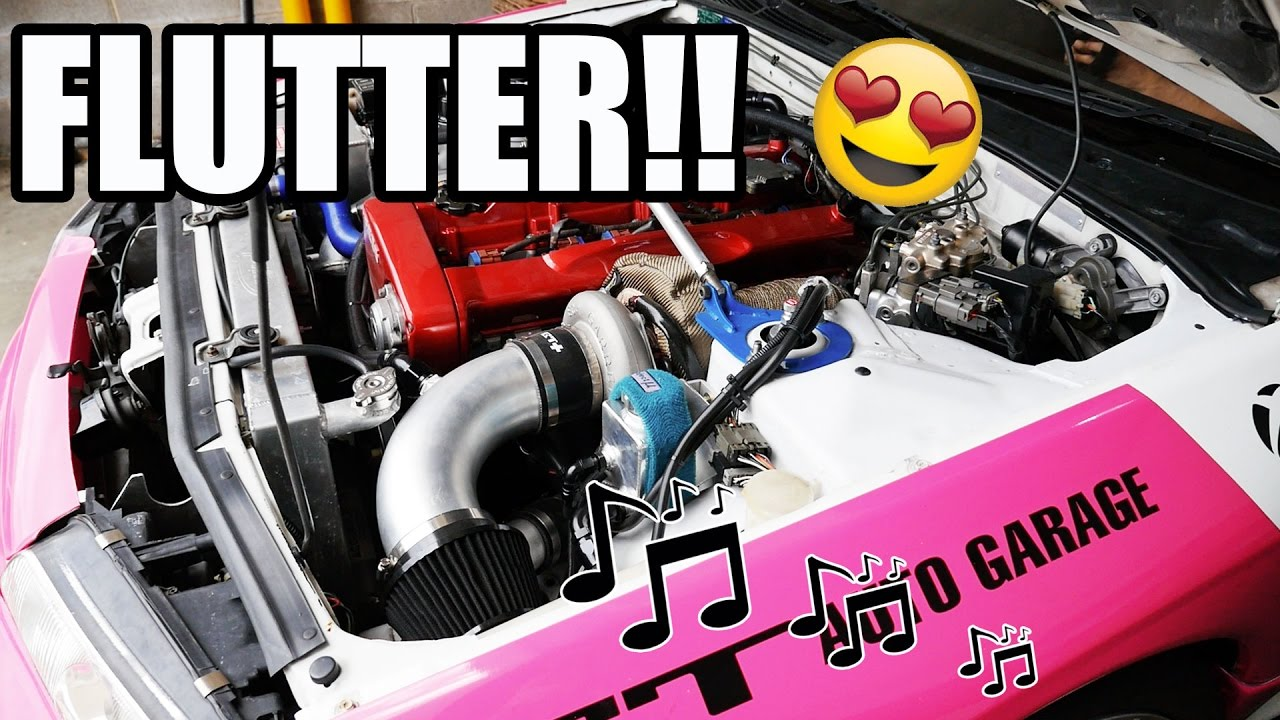 What is TURBO FLUTTER & SURGE? Is it Bad? Myth-busting in our Nissan R32  GTR!