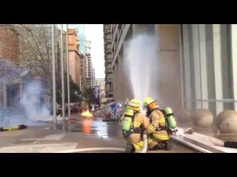 Sydney CBD   Emergency Management Exercise