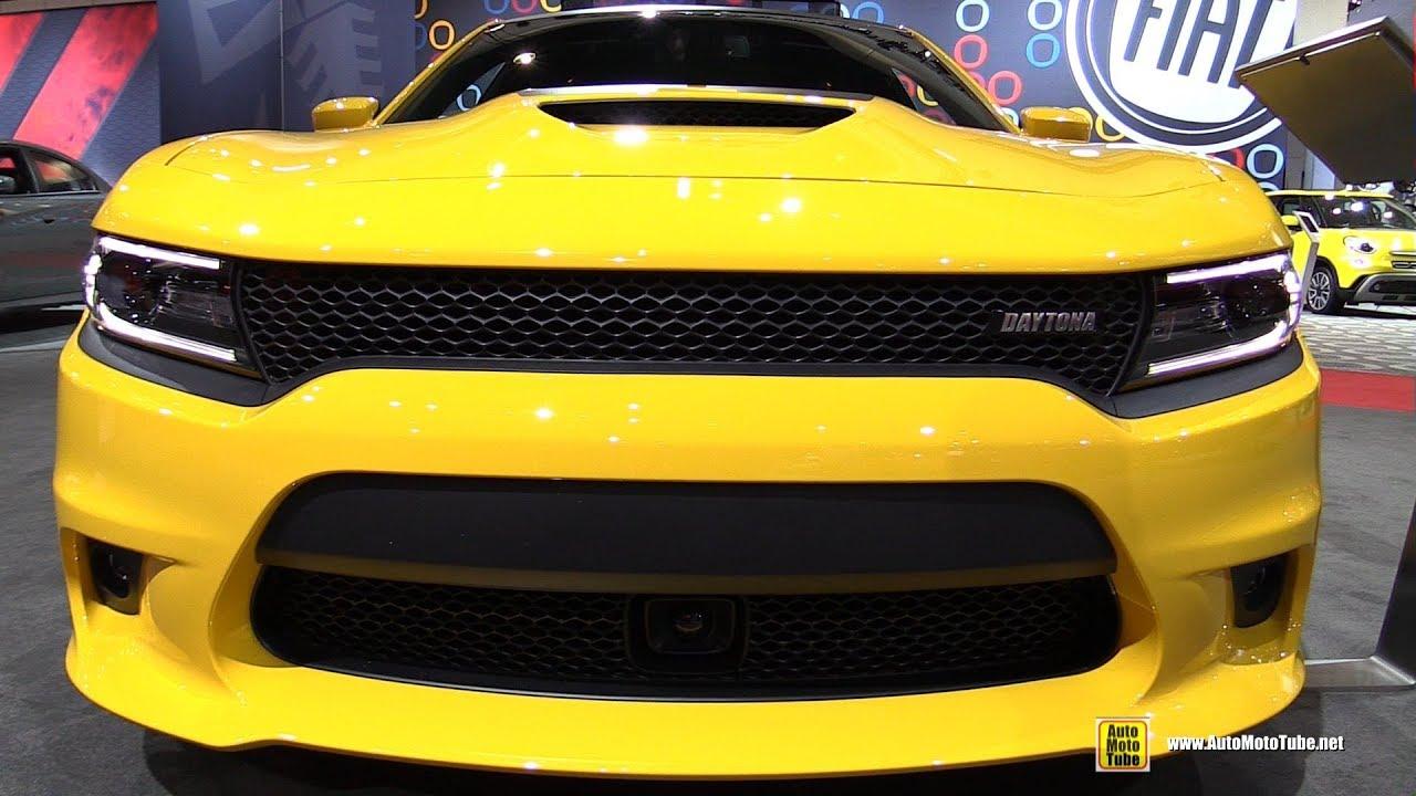 Dodge Charger Daytona Exterior And Interior Walkaround - Dodge car show 2018
