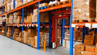 Pallet Racking Systems Design Ideas