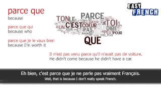 French Dream Dialogs - Je ne savais pas que vous parliez Français