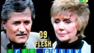 AW's Linda Dano and Kale Browne on Super Password--Part 4