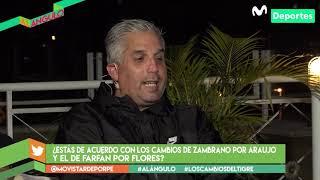 Al Ángulo en Brasil: ¿Carlos Zambrano titular en la Selección Peruana? | *ANÁLISIS*