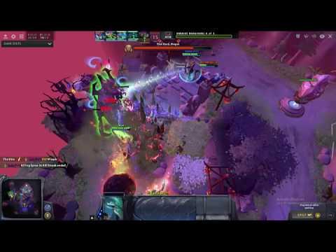 how to kill invoker in dark moon