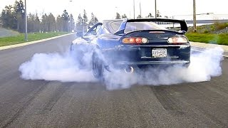 700 hp mk4 jdm toyota supra   friendly rivalries