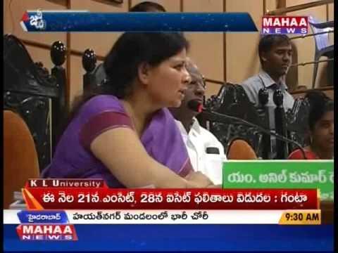 Controversies On ZP Meeting In Warangal