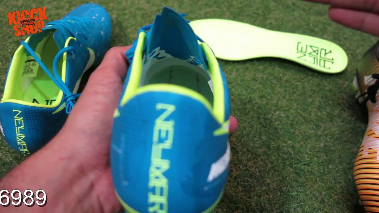 the best attitude a1624 6a83b Review Nike Mercurial Vapor XI NJR FG (Thai Version)