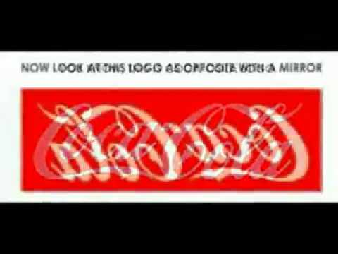 Youtube Illuminati Arabic Coca Cola Logo Message Youtube