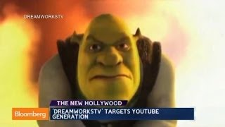 DreamWorksTV Launches on YouTube