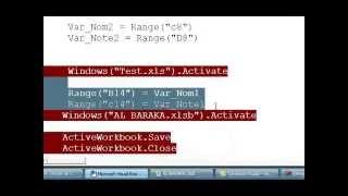 Initiation Enregistrement Macro 3 - VBA Excel - commandes de base IF ELSE débutant (Darija) Maroc