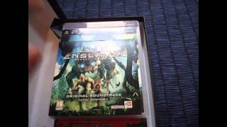 Enslaved: Odyssey To The West - HMV Exclusive Talent Pack Unboxing