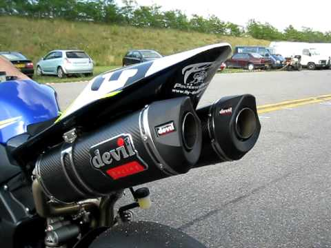 Yamaha R1 2009 pot Devil