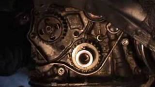 HOW TO TOYOTA ENGINE TIMING BELT & WATER PUMP INSTALLATION ON DVD