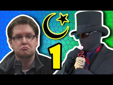 Idiot Atheist Becomes Idiot Muslim (Part 1)