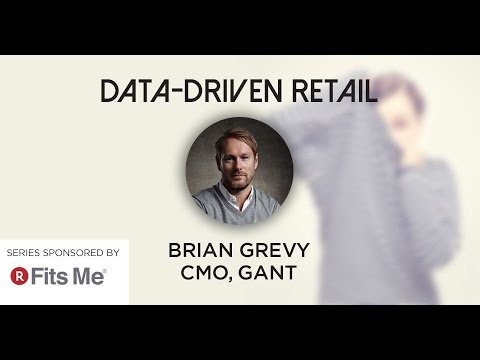 GANT CMO on the evolution of fashion through personalization