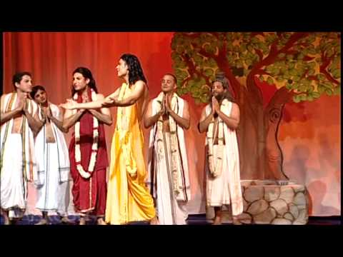 Parama Karuna - A play by ISKCON Theatre
