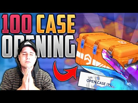 Download Youtube: Critical Ops - Opening 100 CASES - Which Knife Will I Pull?