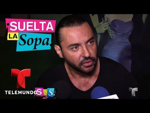 Latin lover cuenta por qué estuvo tres años fuera de las luchas   Suelta La Sopa   Entretenimiento